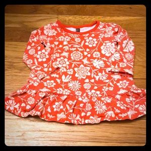 Tea Collection 6-9 month top